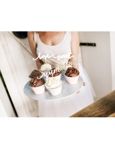 Cupcake Wrappers mix met...