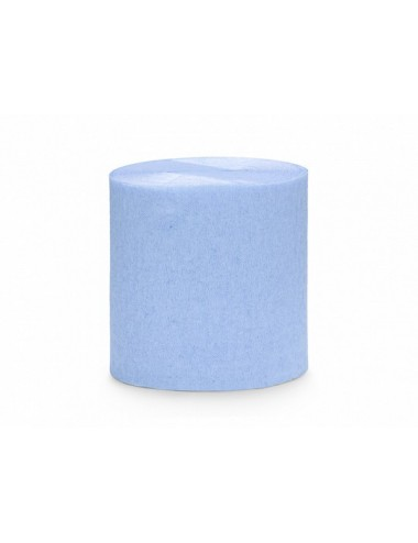 Crêpe slinger blauw