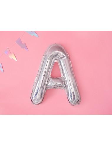 Folieballon letter...