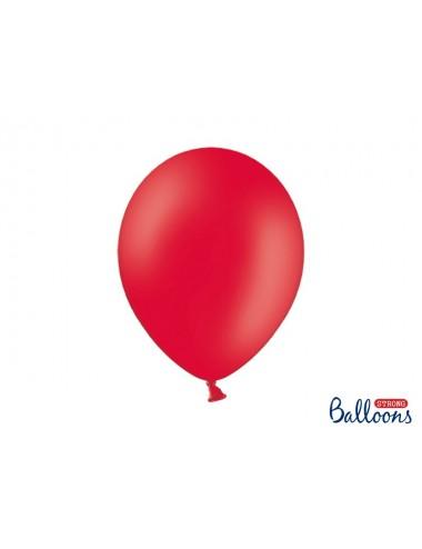 "Pastel ballonnen ""Poppy Red"""