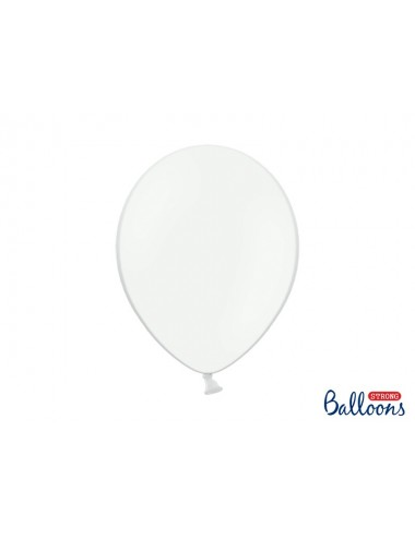 "Pastel ballonnen ""Pure White"""