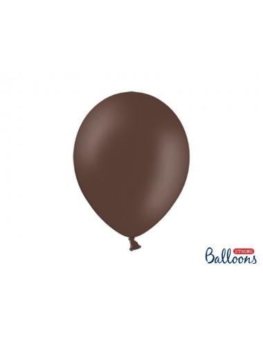 """Pastel ballonnen """"Cocoa Brown"""""""