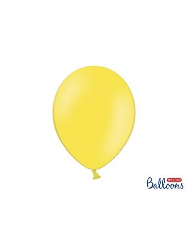 "Pastel ballonnen ""Lemon Zest"""