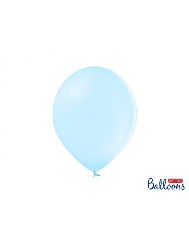 "Pastel ballonnen ""Light Blue"""