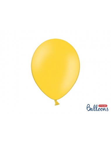 "Pastel ballonnen ""Honey Yellow"""