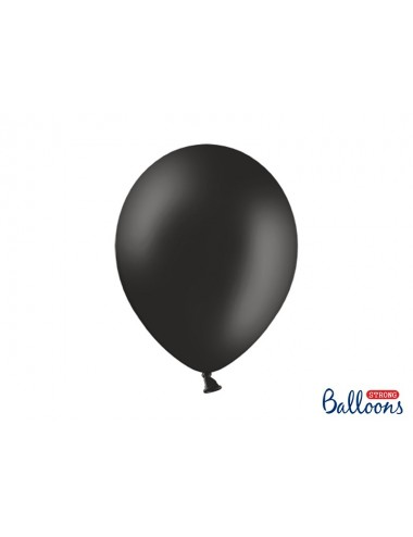 """Pastel ballonnen """"Black"""""""