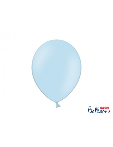 "Pastel ballonnen ""Baby Blue"""
