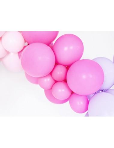 """Pastel ballonnen """"Fuchsia"""""""