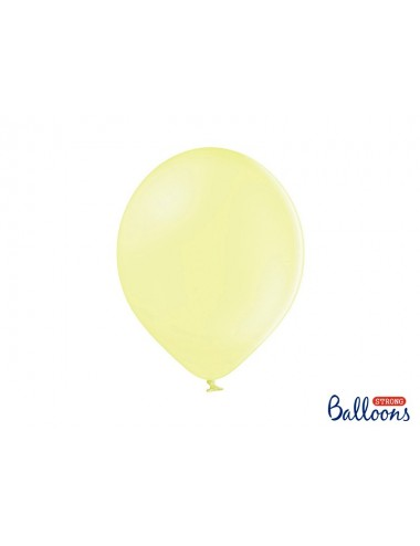 "Pastel ballonnen ""Light Yellow"""