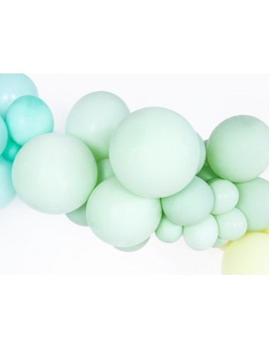 "Pastel ballonnen ""Pistachio"""
