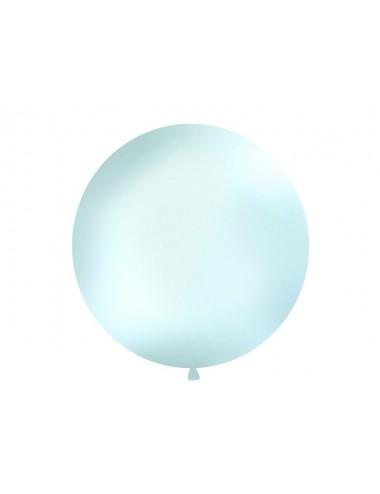 XL Ballon pastel clear