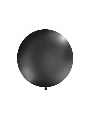 XL Ballon pastel black