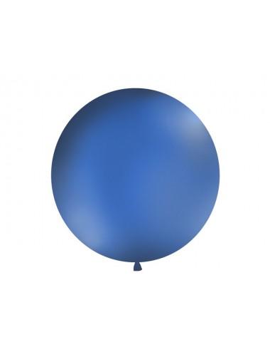 XL Ballon pastel navy blue