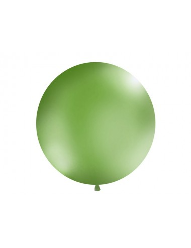 XL Ballon pastel green