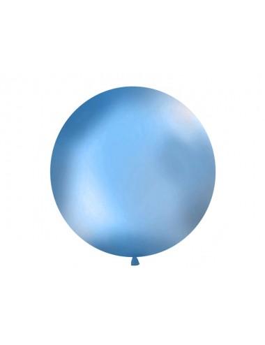 XL Ballon pastel blue
