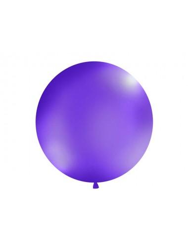 XL Ballon pastel lavender