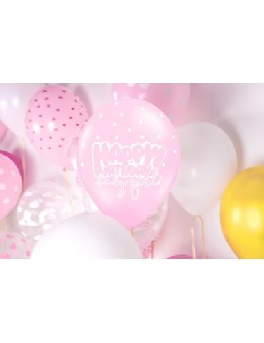 "Ballonnen ""Happy Birthday..."