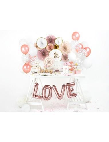 Ballonnen wolken wit (6st)