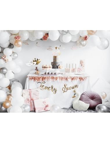 "Cake toppers ""Lovely Swan""..."