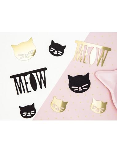 """Decoratie """"Meow"""""""
