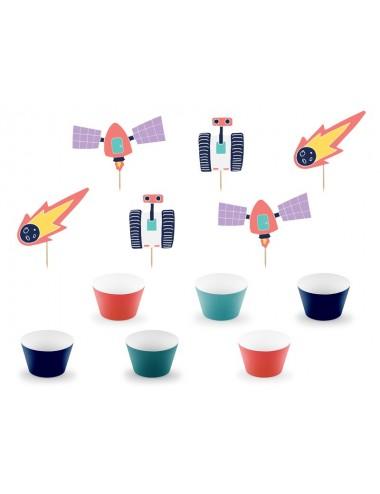 """Cupcake Kit """"Space"""""""