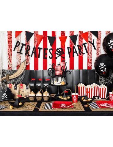 """Cupcake Kit """"Piraat"""""""