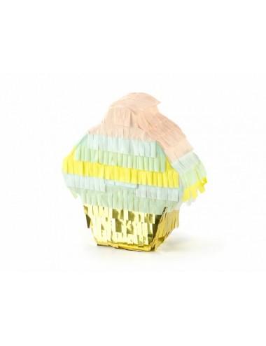 Piñata muffin