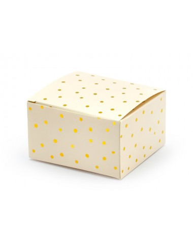 Box perzik/goud (10st)