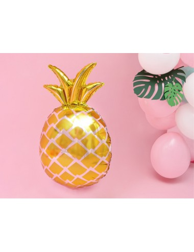 Folieballon Ananas