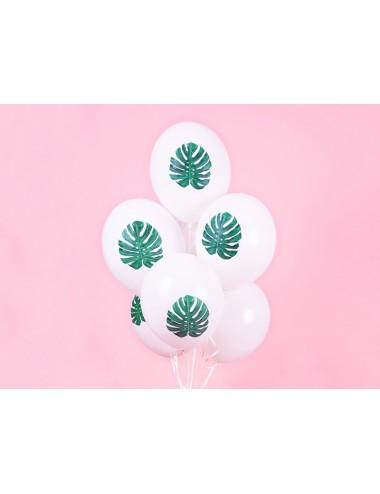 """Ballonnen """"Aloha"""" (6st)"""