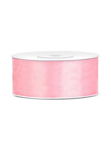Lint roze 25mm