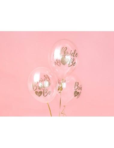 "Ballonnen ""Bride to Be"" (6st)"