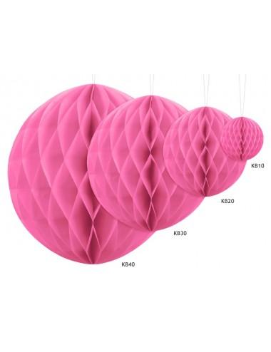 Honeycomb roze