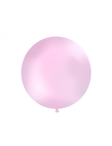 XL Ballon pastel pink