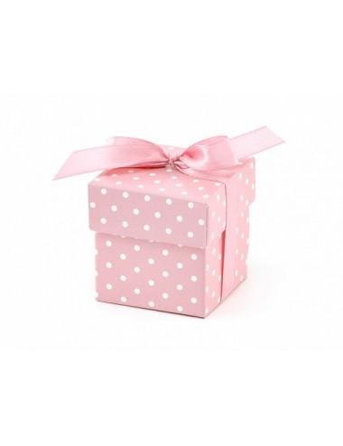 Boxjes roze (10st)