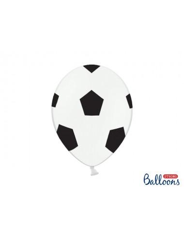 Ballonnen voetbal (6st)