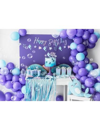 Folieballon Narwhal