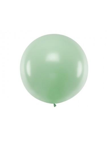 XL Ballon pastel pistachio