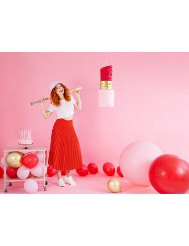 XL Ballon pastel pale pink