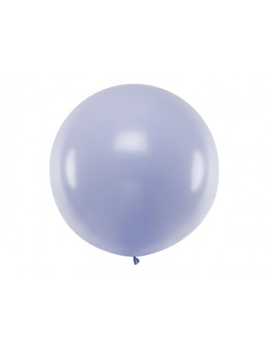 XL Ballon pastel light lilac