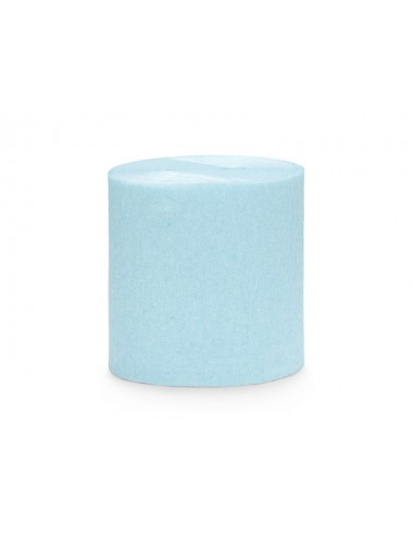 Crêpe slinger lichtblauw
