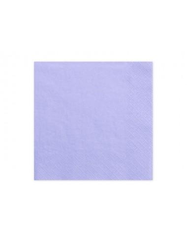 Lilac servetten (20st)