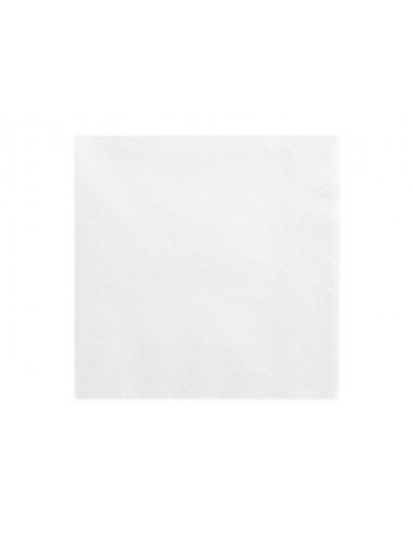 Witte servetten (20st)