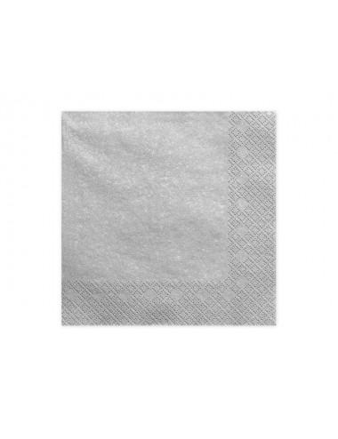 Zilveren servetten (20st)