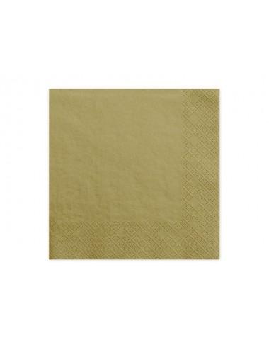 Gouden servetten (20st)