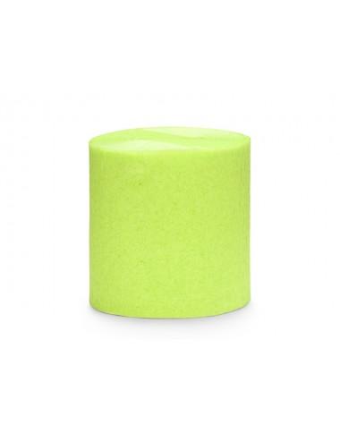 Crêpe slinger groen
