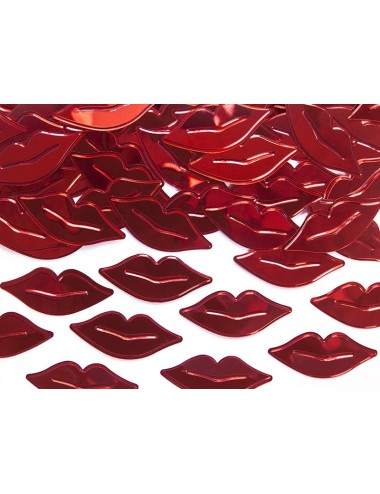 Confetti lippen