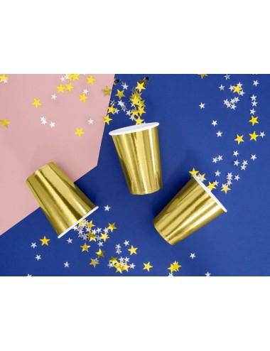 Confetti sterren mix zilver/goud