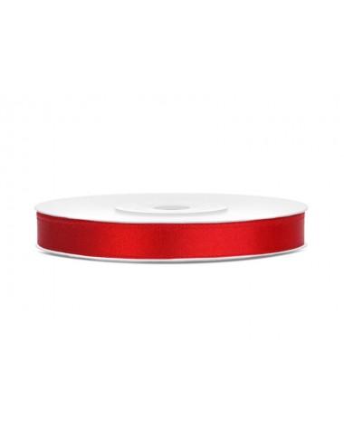 Satijnen Lint 6 mm (7 verschillende kleuren)