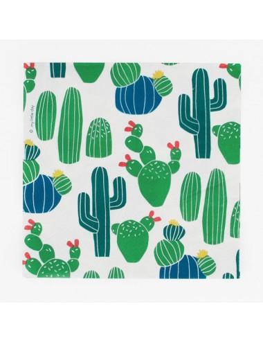 Cactus servetten (20st)
